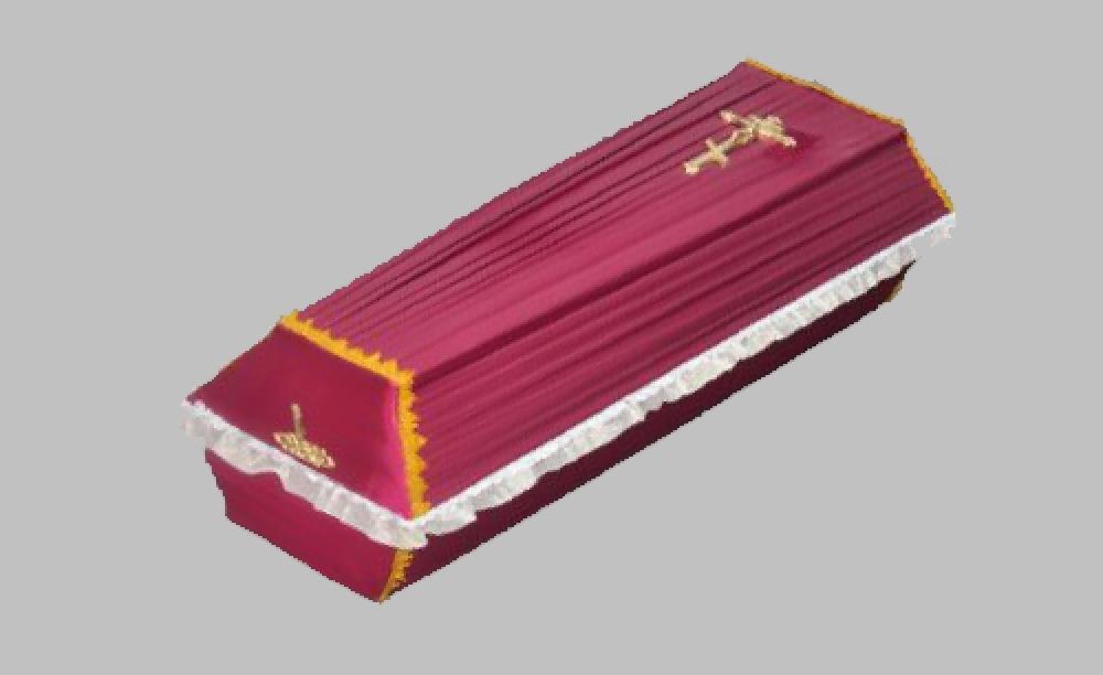 Гроб эксклюзив №2