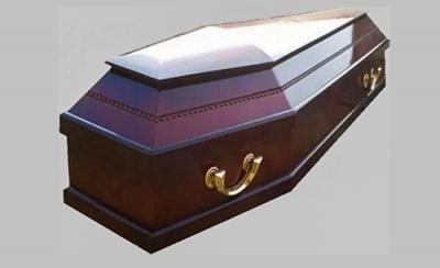 Гроб Б-1 Косичка шестигранник