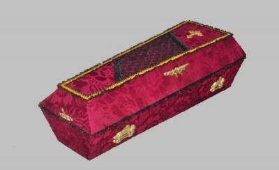 Гроб эксклюзив №16
