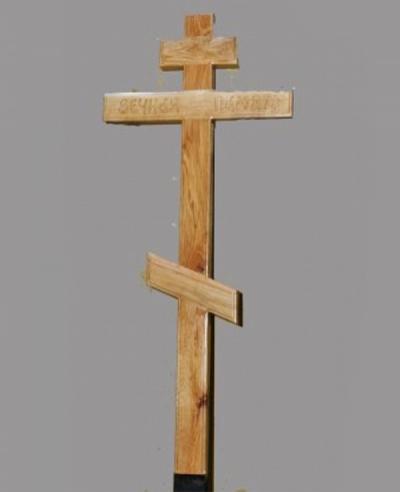 Крест на могилу дуб (Богратион)