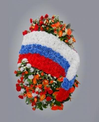 Венок №220 Флаг 1